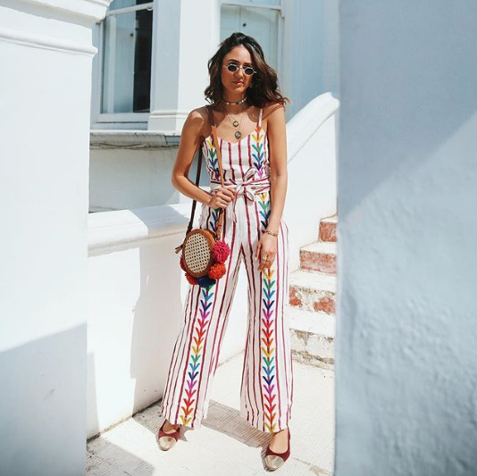 2575c3be90c5e 13 Chic Pool Party Outfits to Try This Summer | Who What Wear
