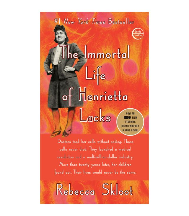 Rebecca Skloot The Immortal Life of Henrietta Lacks