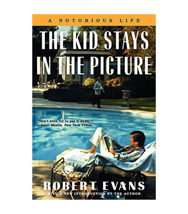 Robert Evans The Kid Stays in the Picture