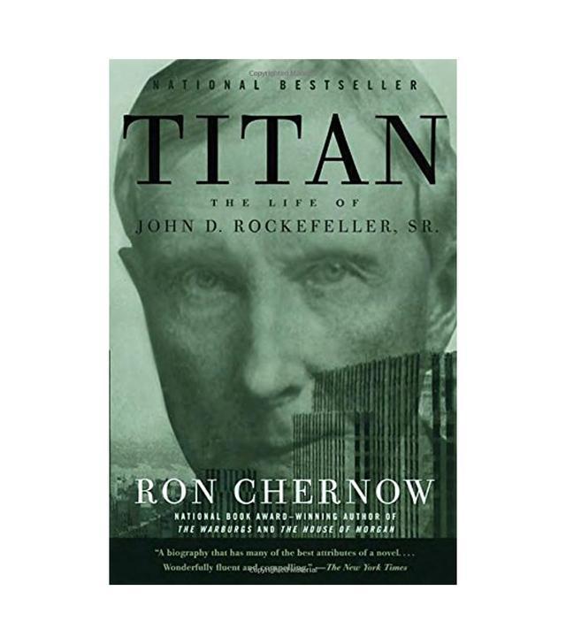 Ron Chernow Titan
