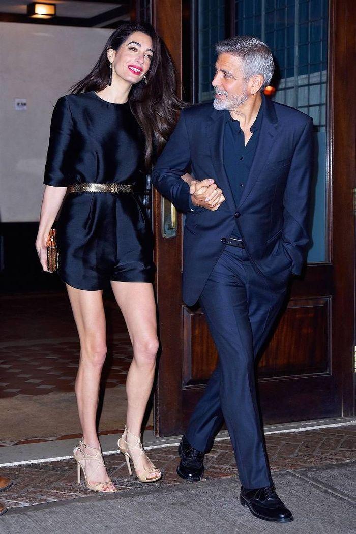 Amal Clooney's 16 Best Style Moments | Who What Wear