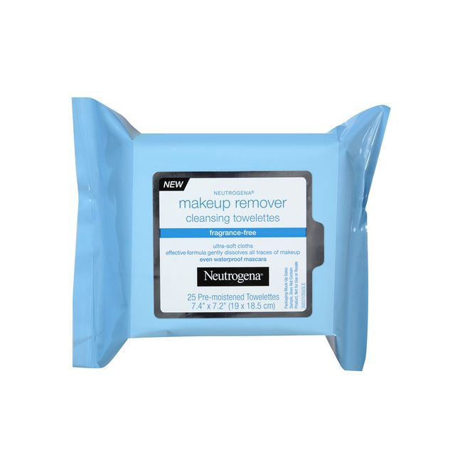 Neutrogena Fragrance-Free Cleansing Towelettes