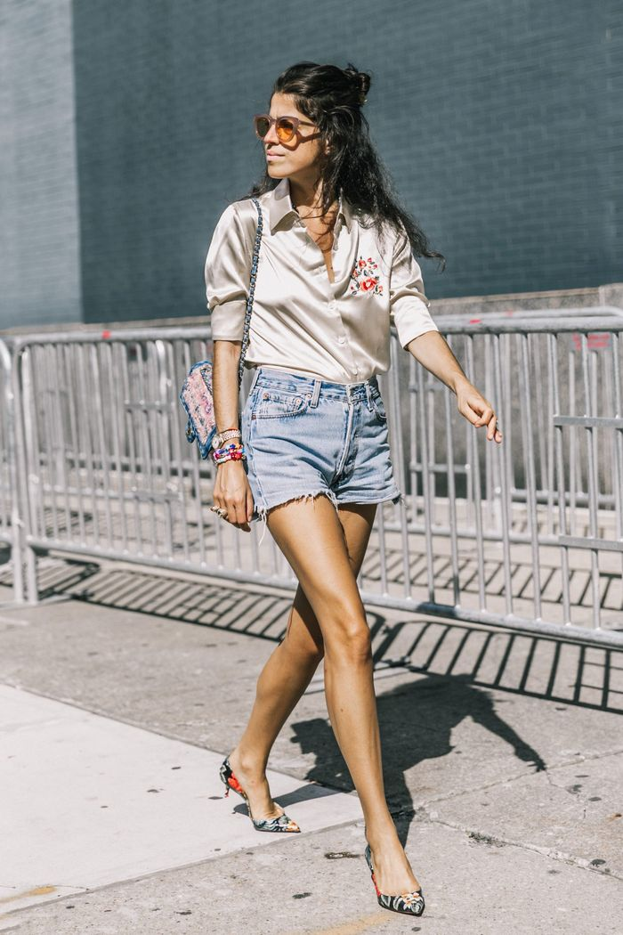 c7393719993 Here's What to Wear in 90-Degree Weather | Who What Wear