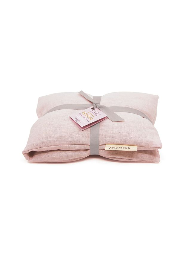 Tonic Restore Heat Pillow in Blush