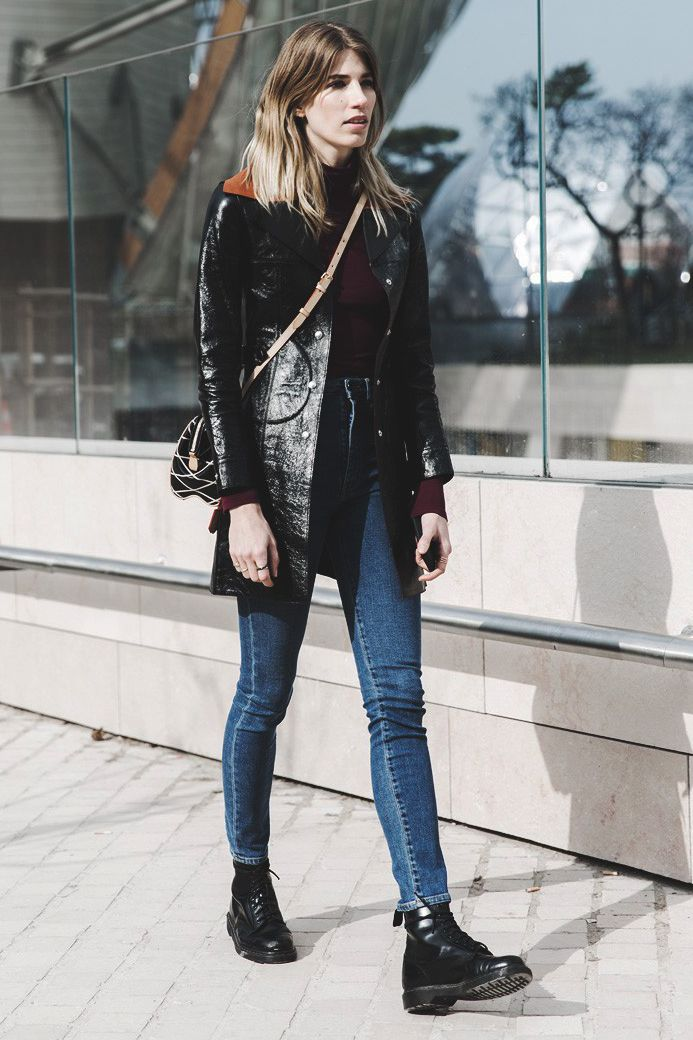 10 Cool Outfits to Wear With Dr. Martens