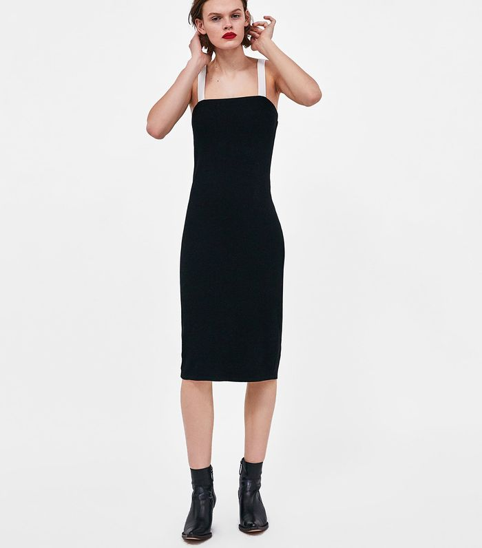 8abc4a14f82c The Very Best Spring Dresses From Zara | Who What Wear