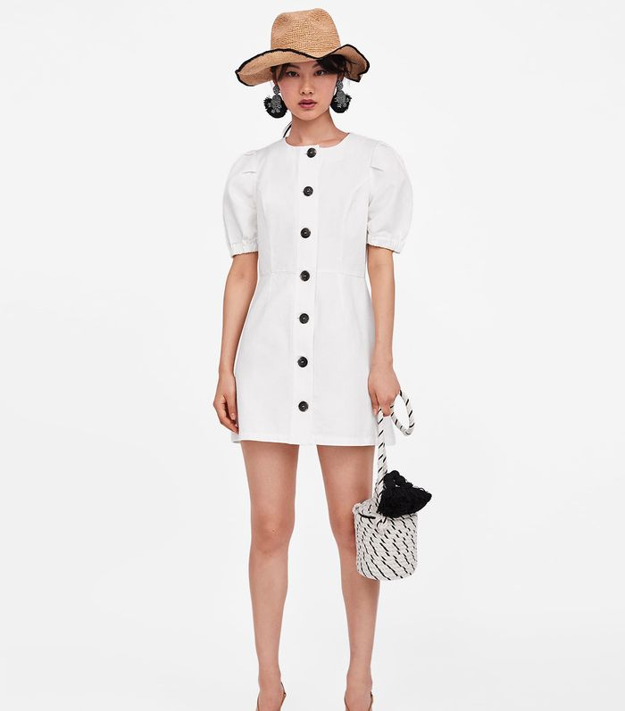 2fe7d027a4ed The Very Best Spring Dresses From Zara | Who What Wear