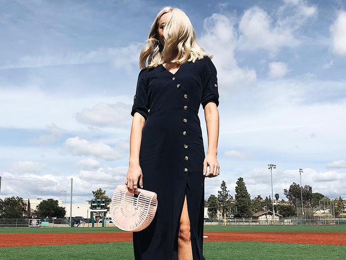8d2b1ba0 Zara mini dress with print Zara mini dress with polka dot t