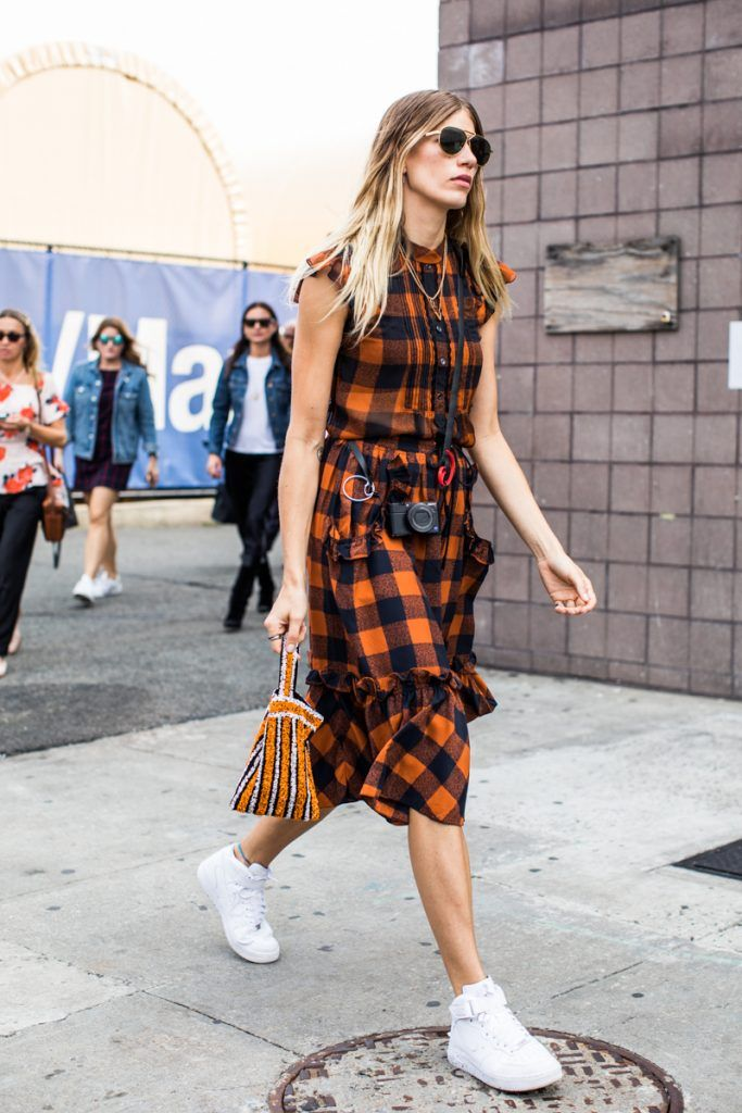 The 8 Shoes To Wear With Dresses That Aren T Heels Who