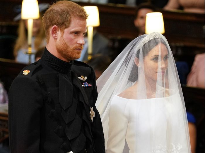 5 Facts About Meghan Markles Wedding Dress Designer Who