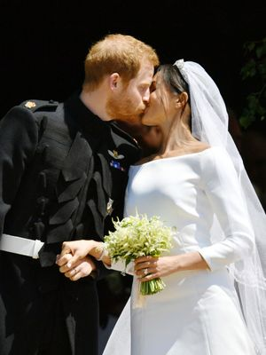 The Hidden Meaning Behind Meghan Markle's Wedding Bouquet