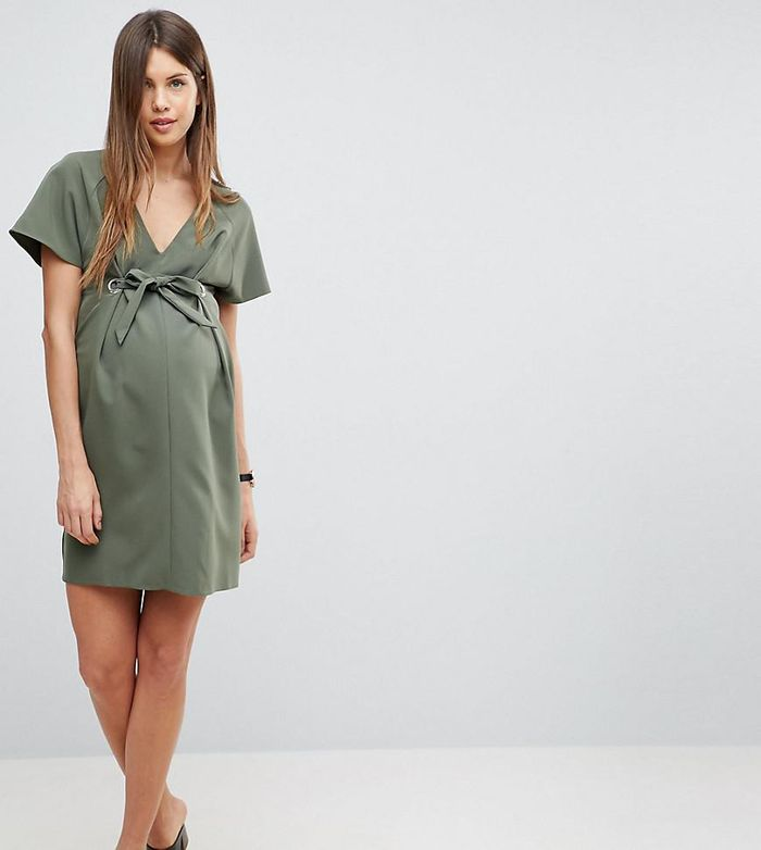 d4b027a07eb84 6 Pregnancy Style Tips for the Summer | Who What Wear