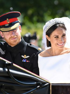 Everything Prince Harry and Meghan Markle Served at their Wedding Luncheon