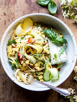 Feast Your Eyes on the Pasta Primavera Recipes We Want to Devour