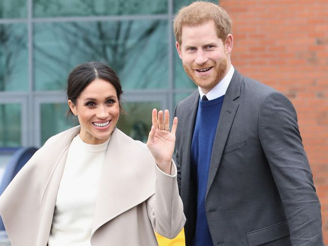 Meghan Markle and Prince Harry Christmas Card