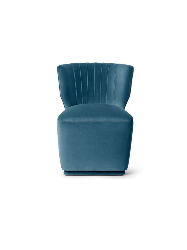 James Said Lipstick Swivel Chair