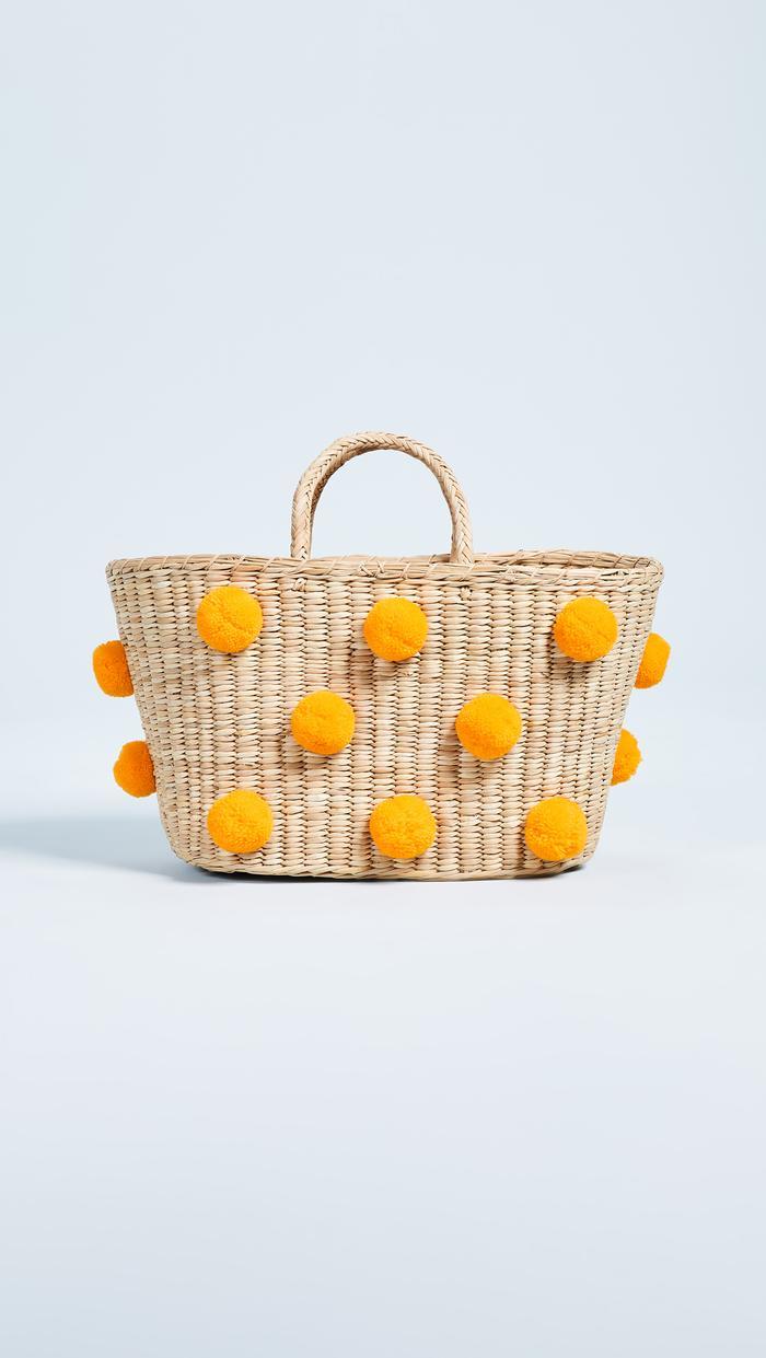 e1a36d30a03 The 20 Most Stylish Beach Bags