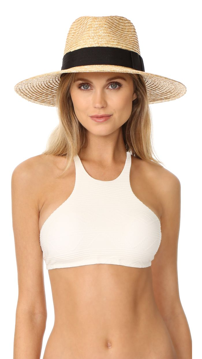 20 Best Straw Hats to Invest in This Summer  9306caed8e6