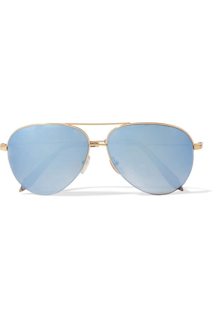 These Are the 20 Best Wire-Frame Sunglasses | Who What Wear