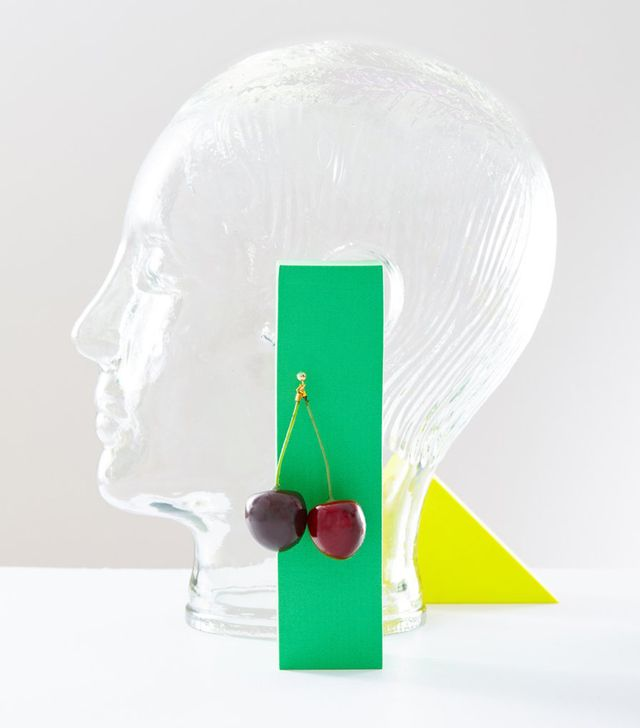 Sheisme Cherry Earrings
