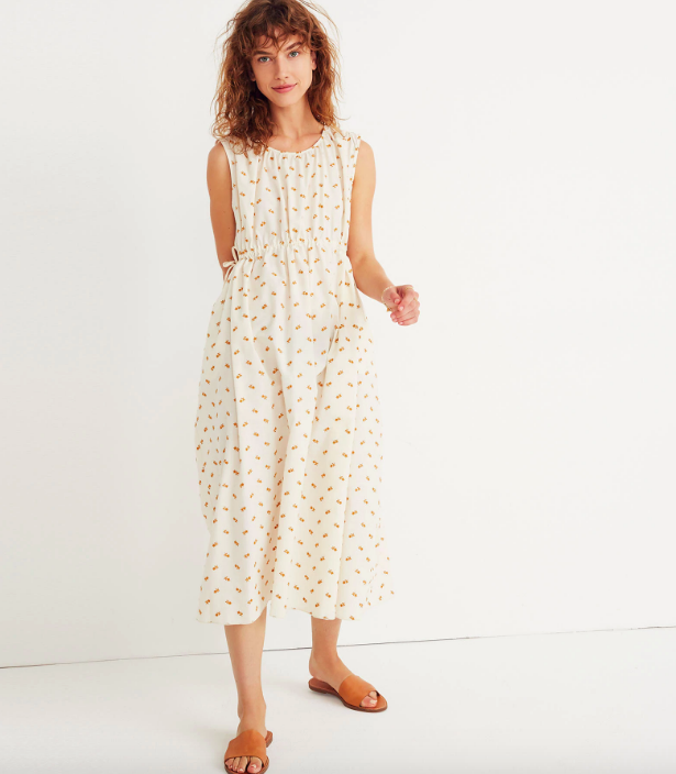 7696b548ee2 The Best New Madewell Dresses for Summer