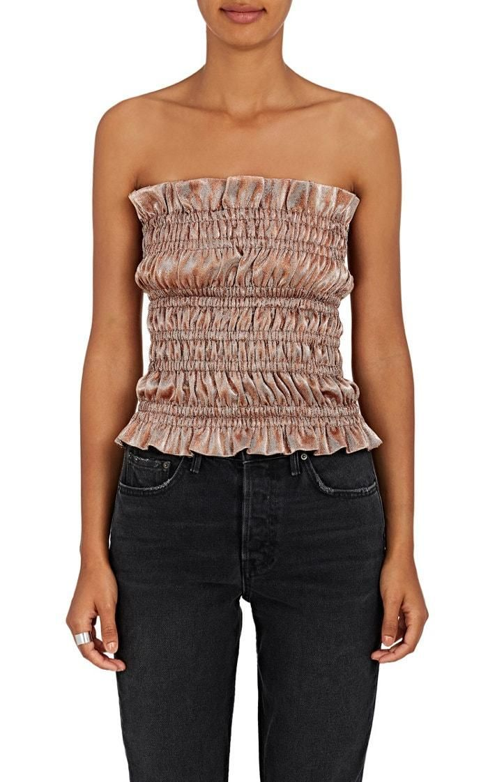 7fc4880a09 Get Ready for Summer in These 11 Tube Top Outfits