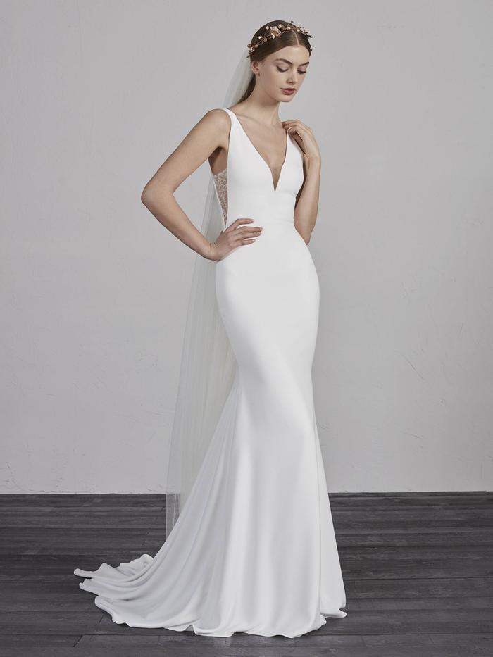 Spain Bridal Dresses