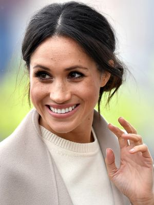 Meghan Markle Uses This $22 Drugstore Mascara, So We'll Be Stocking Up Now