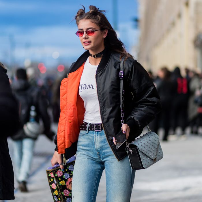 80c3b654f82 20 Outfits That Make the '90s Look the Coolest | Who What Wear