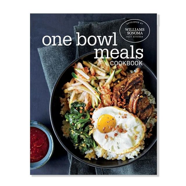 Test Kitchen Easy Bowls Cookbook