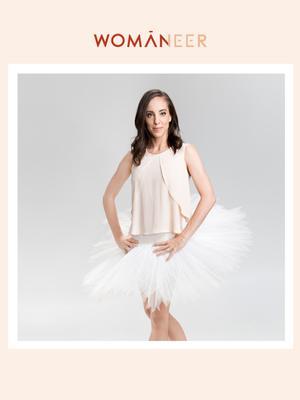 Womaneer: Meet the Australian Ballerina Combining Athleticism With Creativity