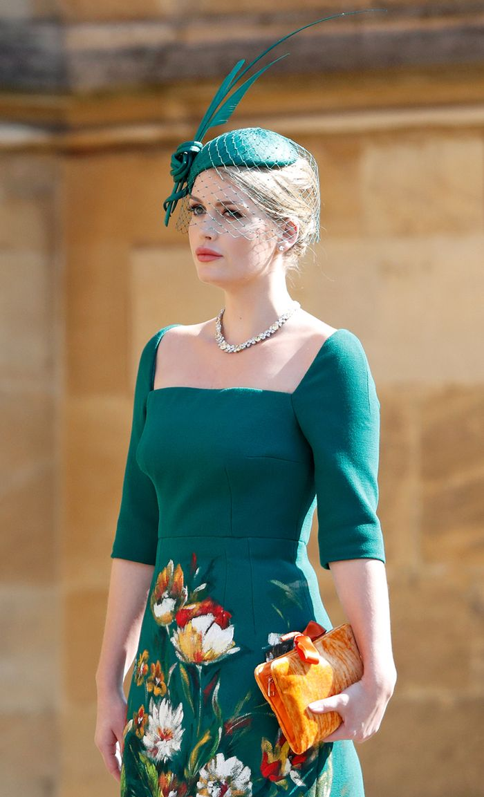 7 Times Kitty Spencer S Style Was Like Princess Diana S