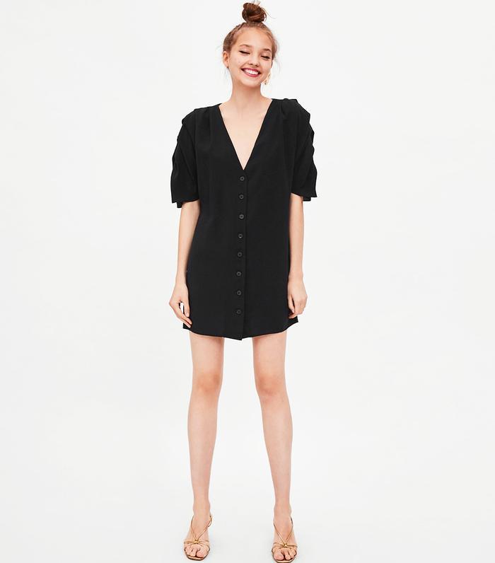 d2952f27 Zara's Biggest Dress Trend of Summer 2018 | Who What Wear