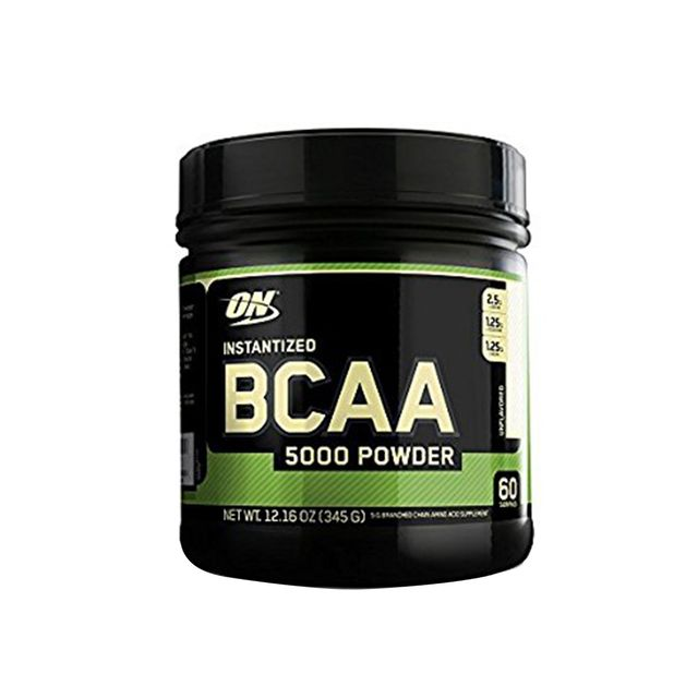 Instantized BCAA Branched Chain Essential Amino Acids Powder by Optimum Nutrition