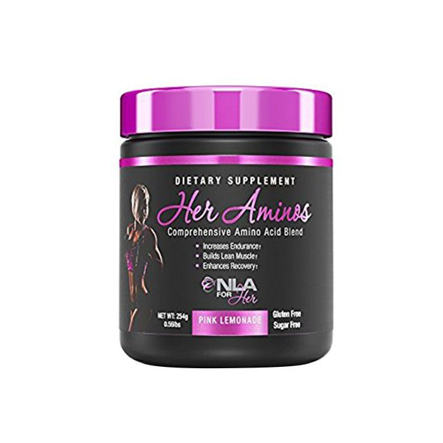 Her Aminos Comprehensive Amino Acid Blend by NLA for Her