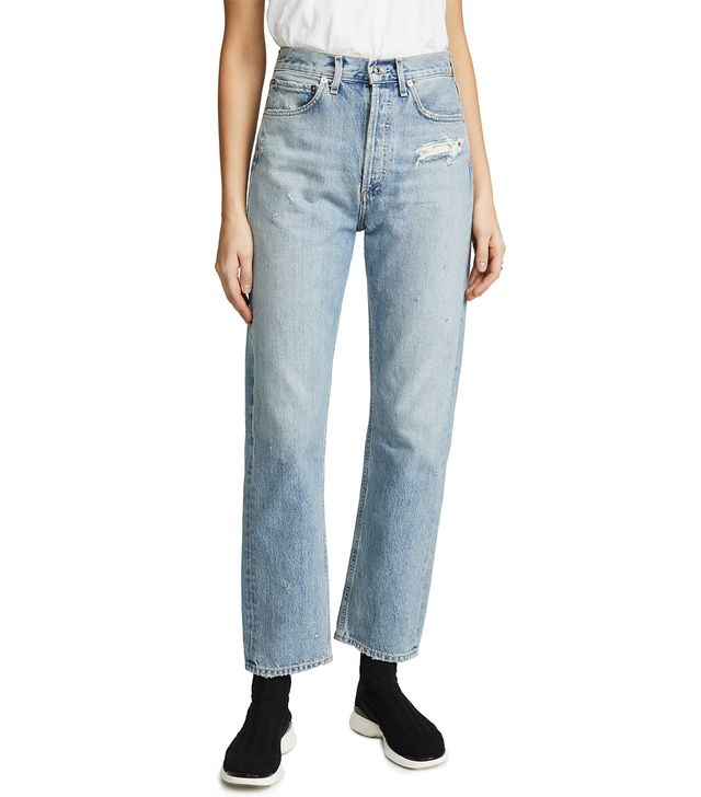 90s Fit Mid Rise Jeans