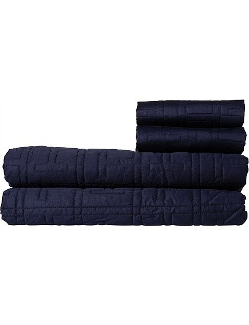 Tommy Hilfiger Academy Quilt Cover Set
