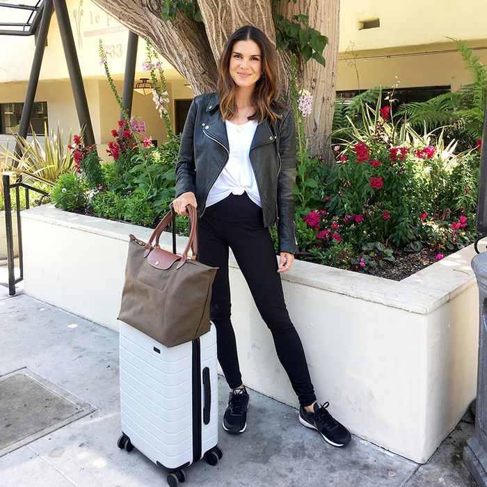 I Fly Over 200 Hours a Year—This Is My Fail-Safe Travel Outfit