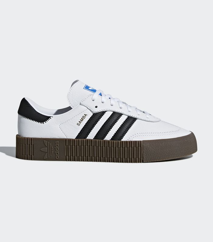 ffeede65f987 Shop Adidas s Sambarose and the OG Samba sneakers below. Pinterest