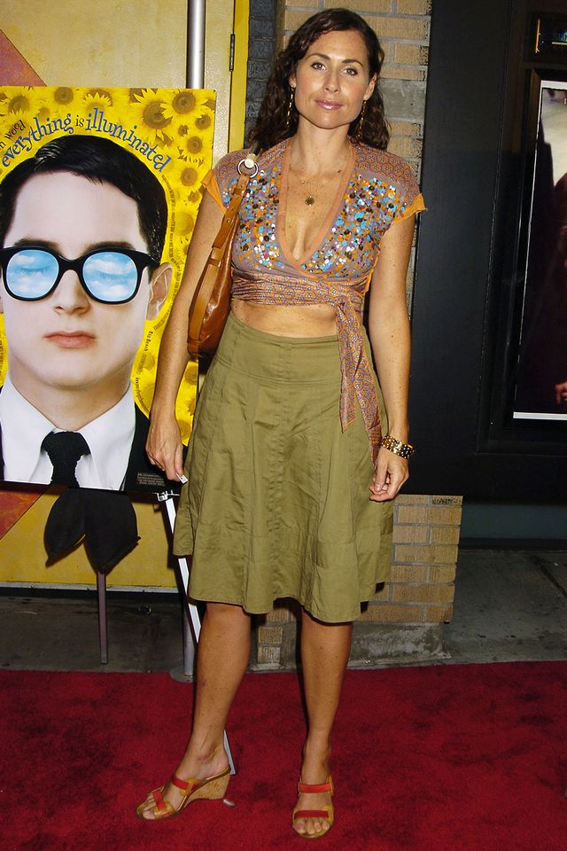 What celebs wore in the 2000s