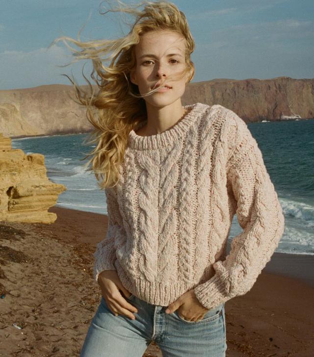 Dôen Bee Sweater
