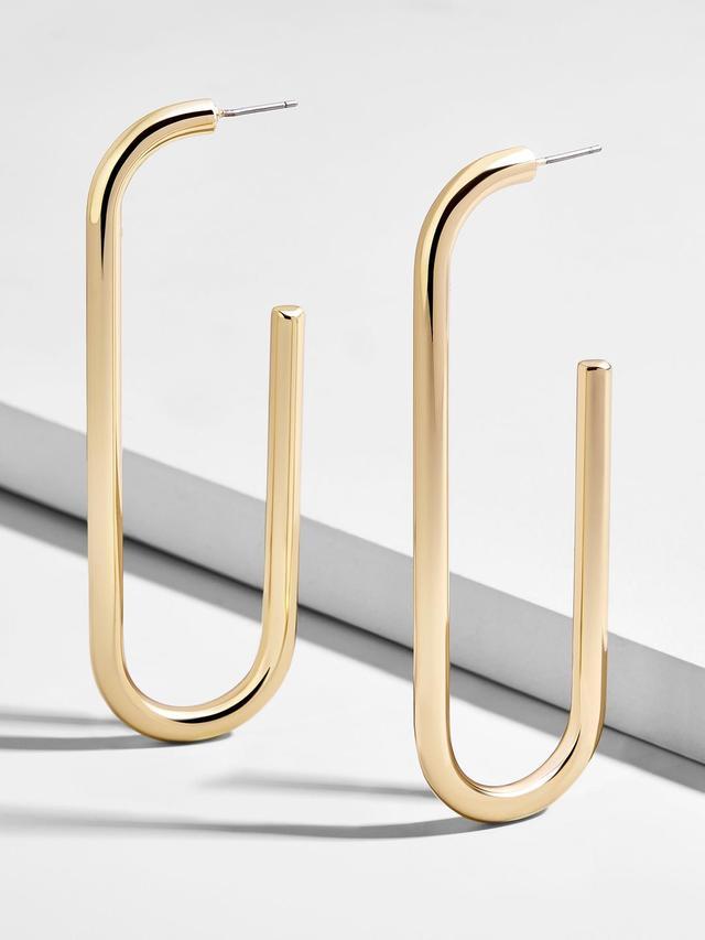 Troian Hoop Earrings