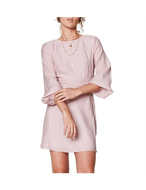 The East Order Penelope Wrap Dress