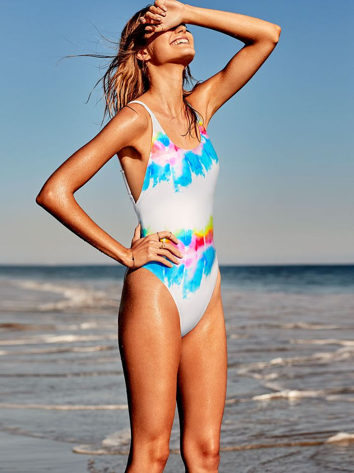 66c500a834d PSA: Victoria's Secret Is Still Selling Great Swimsuits | Who What Wear