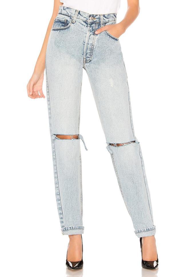 Denim Mom Jeans