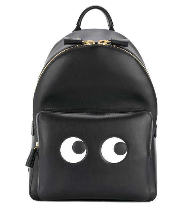 work backpack: Anya Hindmarch