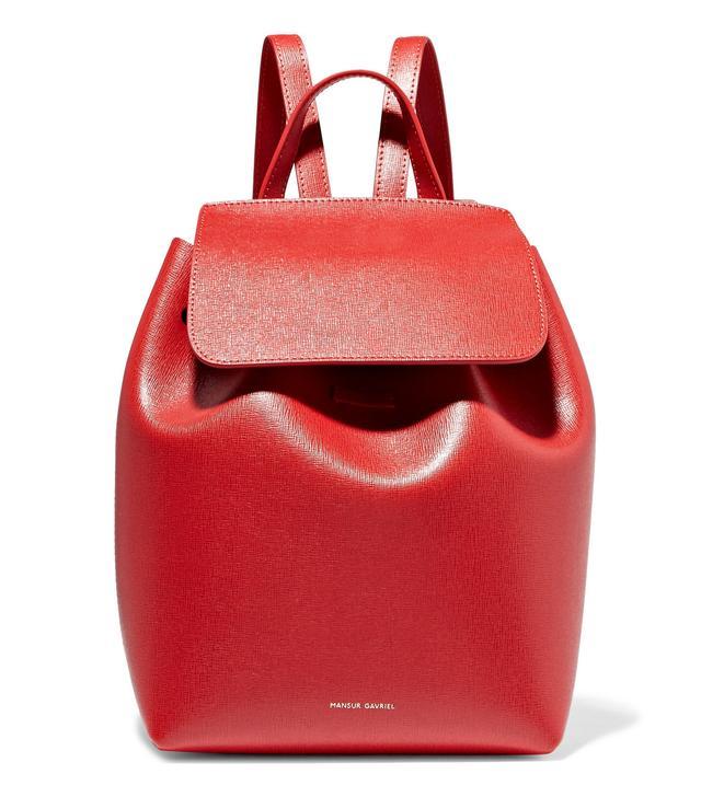 work backpack: Mansur Gavriel