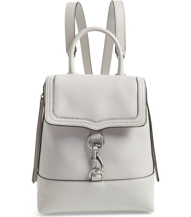 work backpack: Rebecca Minkoff