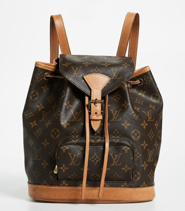 work backpack: What Goes Around Comes Around x Louis Vuitton