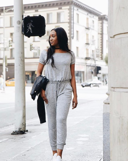 cute all-gray outfits